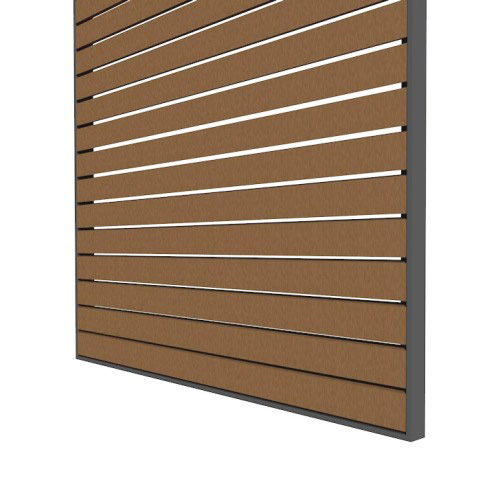 Outdoor sliding shutters TYPE 1