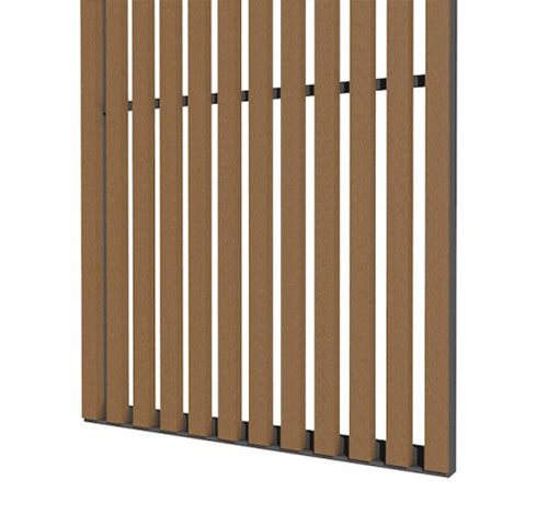Outdoor sliding shutters TYPE 3