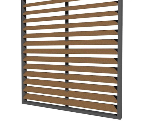 Outdoor sliding shutters TYPE 5
