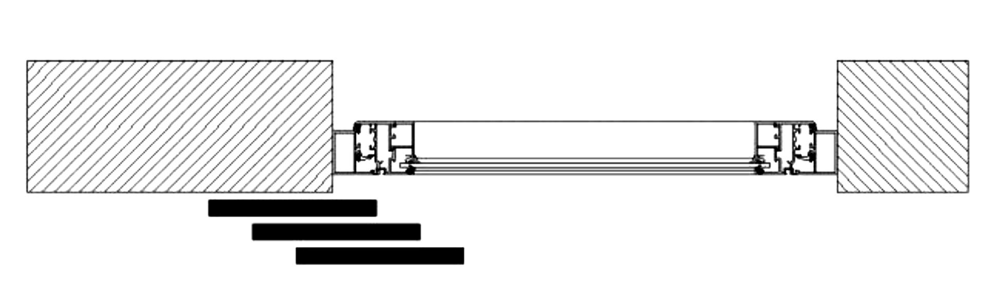Sliding Shutters Division Diagram 3l3l